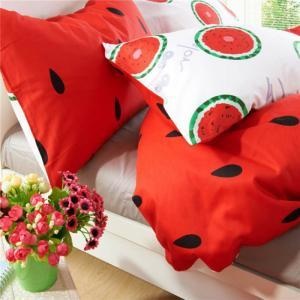 Cotton Watermelon Bedding Set For H..